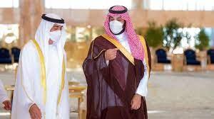 شهد تبادلا لوجهات النظر.. محمد بن زايد يتلقى اتصالا هاتفيا من ولي عهد  السعودية - CNN Arabic