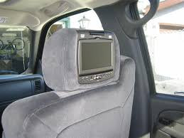 looking for a 12v ignition feed for headrest dvd player 07 gmc attached images