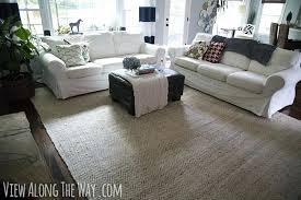 pottery barn jute rug jute chenille rug in a living room review pottery barn jute lattice