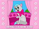 Бесплатно игры раскраски животные