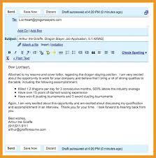 Sending Resume Email Samples Sending Cv And Cover Letter By Email Send Resume Email Sending A