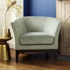 Armchairs in Solid Colors