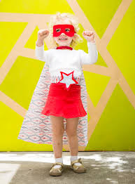 supergirl costume diy