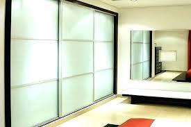 frosted glass closet doors bedroom closet sliding doors glass door inspiration of slide for bedrooms frosted