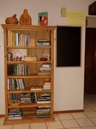 painting shelves ideasFurniture  Brilliant Corner Shelf Made With Pallet Planks For