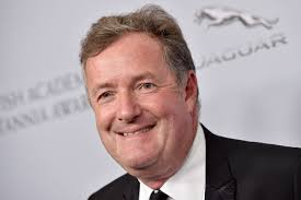 Piers Morgan on diet after celeb pals ...