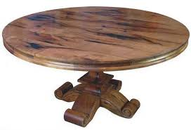 interior simple home furniture design of rustic small round chestnut intended for dining table prepare 17