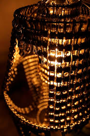 recycled bicycle chain chandelier art decoration reuse bike parts
