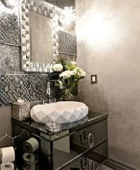 Furniture Design. Lovely Elegant Powder Rooms ...