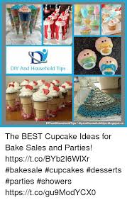 Cupcake Ideas For Bake Sale Diy And Household Tips Diyandhouseholdtips