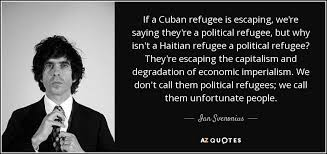 Refugee Quotes Classy Interesting Refugee Quotes About If A Cuban Golfian