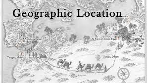 the alchemist book review  geographic location 11