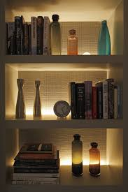 Bookcase Lighting Options Sitting Room Shelf Lighting Lighting Design And Products By