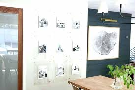 acrylic wall frames picture clear frame magnetic photo thicker mounted singapore
