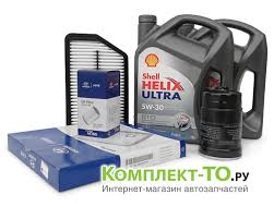 <b>Комплект</b> ТО-6 (90000км) HYUNDAI IX35 <b>2.0 дизель</b> АКПП/МКПП
