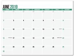 Magnetic Calendar Pad For Refrigerator June 2019 To December 2020 11 X 8 5 Thick Monthly Calendar Paper Strong Fridge Magnets 2019 2020 Academic