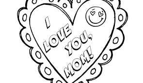 Mother Coloring Pages Mother Coloring Page Mothers Day Coloring