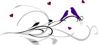 purple love birds clipart. Unique Clipart Purple Love Birds Clipart 1 And U