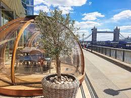 london igloo restaurants best igloo