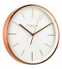artemis wall clock by london clock