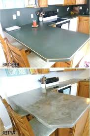 concrete over laminate step by making make dull shine a countertop countertops out of pallets