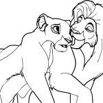 Lion King Coloring Pages Paysage Printable Lion Pictures For Your