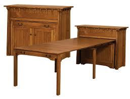 small manitoba pullout table manitoba buffet w pullout table amishtables com pull