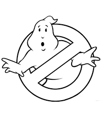 Small Picture Ghostbusters Coloring Pages GetColoringPagescom