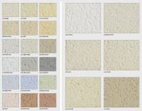 Weber Monocouche Colour Chart Weber Render Colour Chart Weber Renders Decorative
