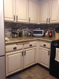 Rustoleum Kitchen Cabinets Remodelaholic Diy Refinished And Painted Cabinet Reviews