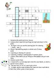 worksheet pablo picasso art english worksheet pablo picasso art