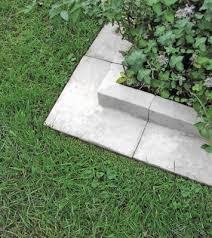arcadian lawn edging external curve
