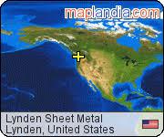 lynden sheet metal lynden sheet metal lynden google satellite map