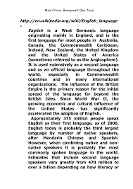 why english is important for thais the following is from 6