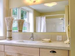 frameless mirrors for bathrooms. Beveled Bathroom Mirrors Frameless For Bathrooms W