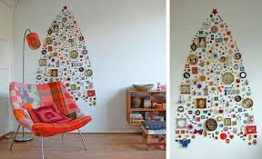 christmas trees for small spaces. Interesting Small Gallery Wall Christmas Tree And Christmas Trees For Small Spaces O