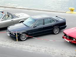 1988 BMW M5 E34 related infomation,specifications - WeiLi ...
