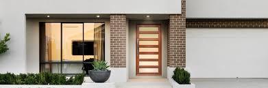 timber look doors