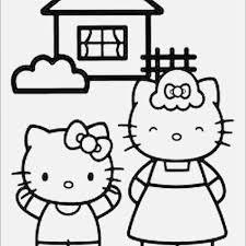 Agenda Di Margherita Disegni Da Colorare Hello Kitty