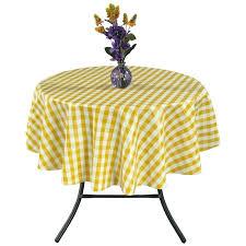 turlock furniture round checd non woven backing kitchen picnic tablecloth turlock ca furniture s