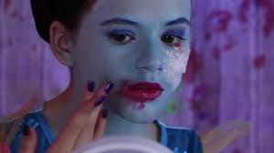 zombie my little pony rainbow dash makeup tutorial equestria doll cosplay halloween kittiesmama