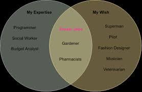 Example Of Venn Diagram In English Dream Jobs Venn Diagram Example