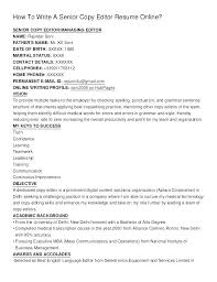 Copy Resume Examples Example Resume Template Awesome Sample Cover ...