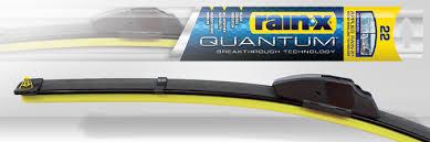 Rain X Quantum Wiper Blades Rain X