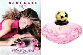 Yves Saint Laurent Baby Doll - Perfumes, Colognes, Parfums, Scents ...