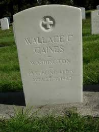 """Wallace Cloyce """"Bob"""" Gaines (1881-1928) - Find A Grave Memorial"""