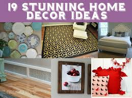 19 Stunning Home Decor Ideas