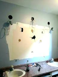 how to remove a bathroom mirror swingeing bathroom mirror removal how to remove wall mirror in