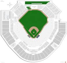 San Diego Padres Seating Guide Petco Park Rateyourseats Com