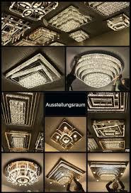 Details Zu Led Runde Fernbedienung K9 Kristall Deckenlampen Kronleuchter Beleuchtung Lampe